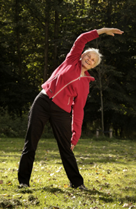Osteopathic treatment for the elderly and children