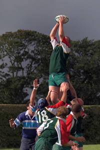 Maldon Osteopathy - sports injury treatment.
